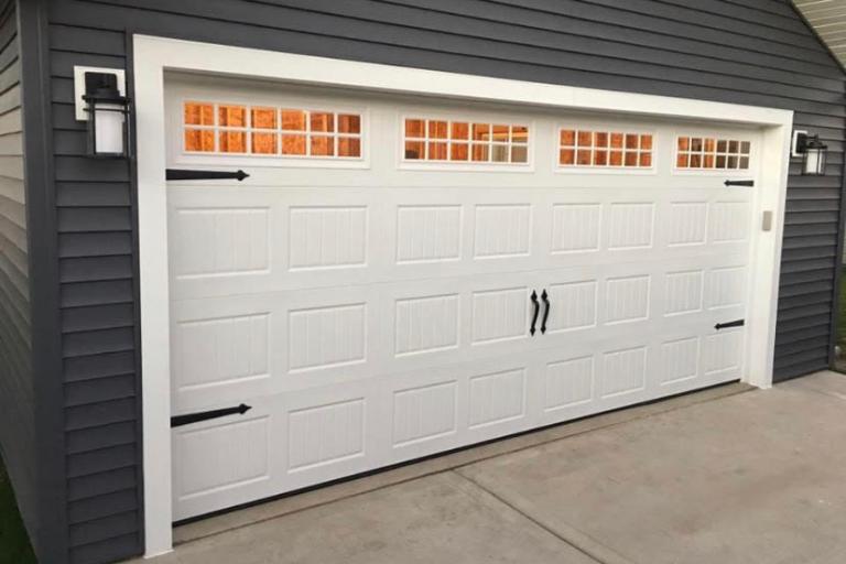 garage door 8
